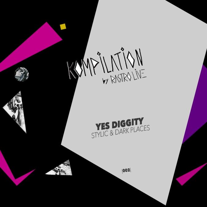 Stylic & Dark Places - Yes diggity (Original Mix) Rastro Live